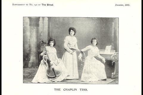 Chaplin Trio
